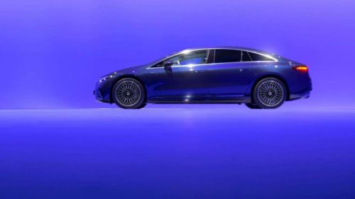 Mercedes reveals 2030 all-EV roadmap: Here's how it'll get there