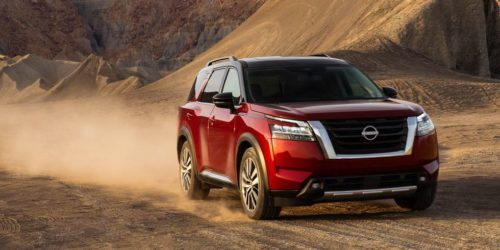 The 2022 Nissan Pathfinder: A Soft-Roader Embraces Its Roots