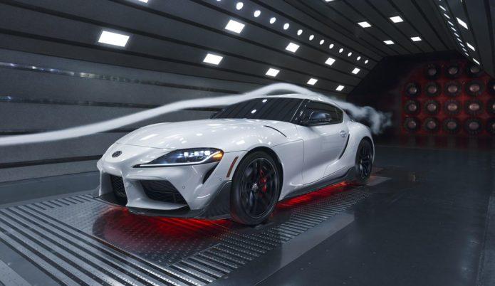 Toyota Supra A91-CF Edition