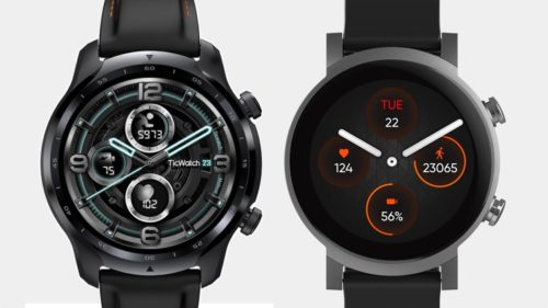 TicWatch Pro 3 and TicWatch E3 will get Wear OS 3.0 update