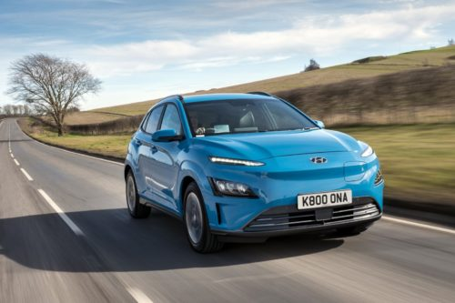 Hyundai Kona Electric first drive: Still the electric crossover to beat?