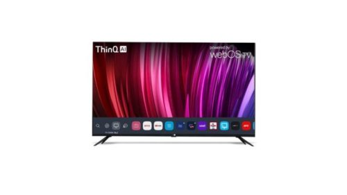 Daiwa D50U1WOS Smart TV comes with LG webOS and Magic Remote