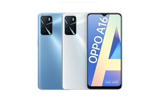 OPPO A16 Gets Bluetooth SIG Certification Ahead of Launch
