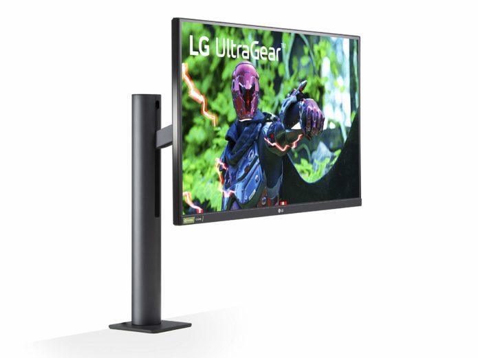 LG UltraGear Ergo 27GN88A