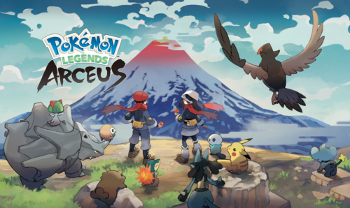Everything we know about Pokémon Legends: Arceus
