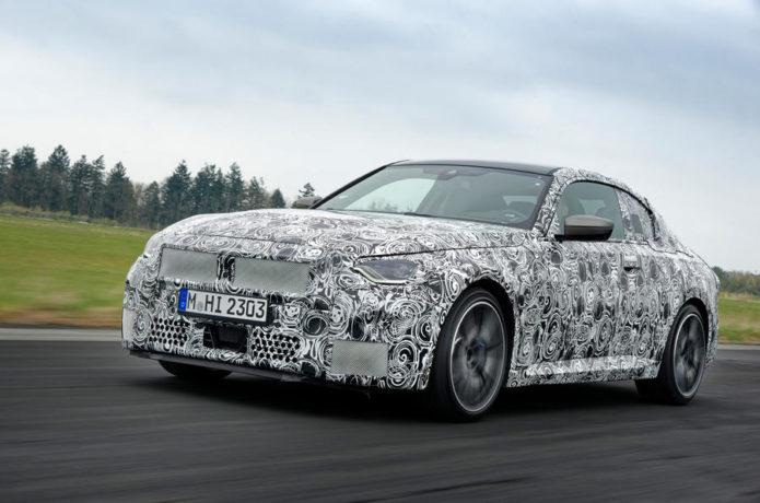 2022 BMW M240i