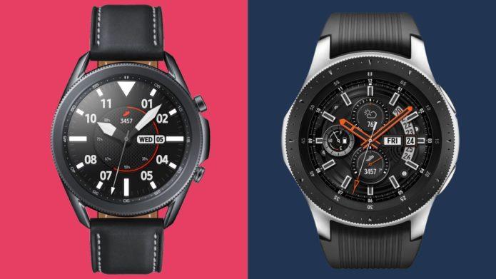 Samsung Galaxy Watch 3 vs Samsung Galaxy Watch