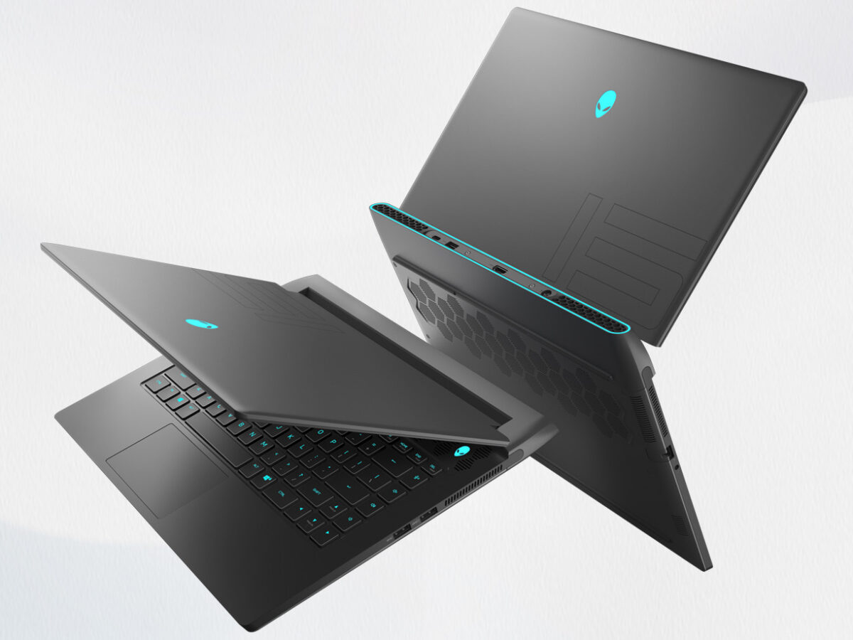 Dell Alienware m15 Ryzen Edition