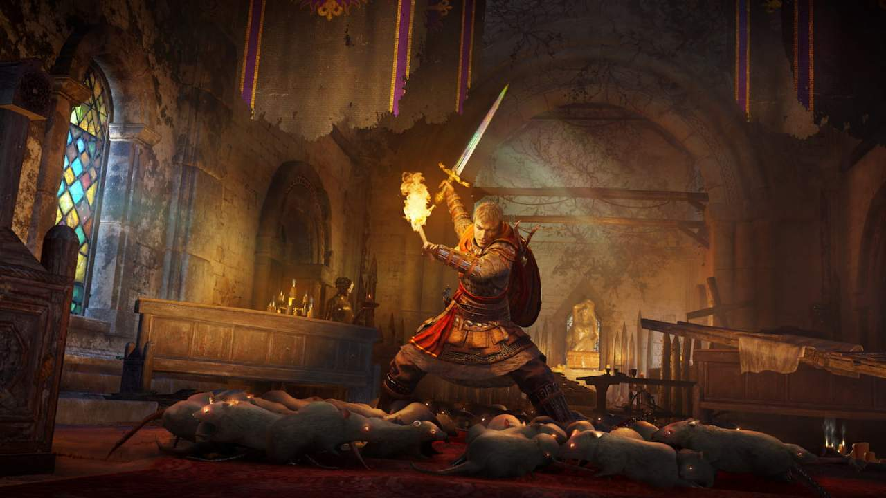 Assassin's Creed Valhalla The Siege of Paris DLC