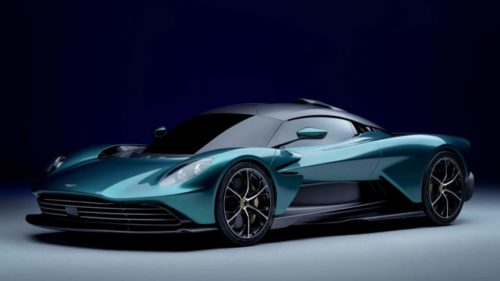 The Aston Martin Valhalla is ready to show just how wild hybrids can be