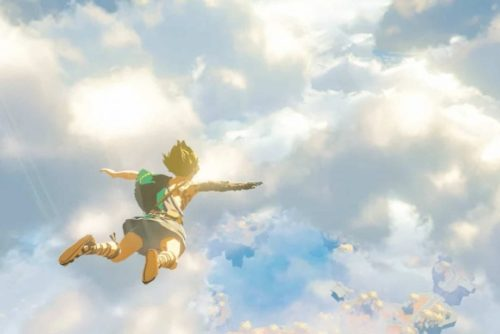 Waiting for Breath of the Wild 2? Then you should pick up Skyward Sword HD