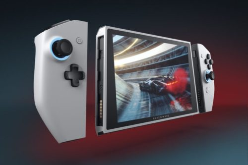I'd take a Dell UFO or SteamPal over the Nintendo Switch OLED