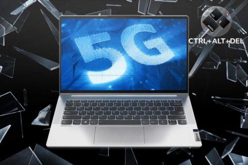 Ctrl+Alt+Delete: You shouldn't buy a 5G laptop right now