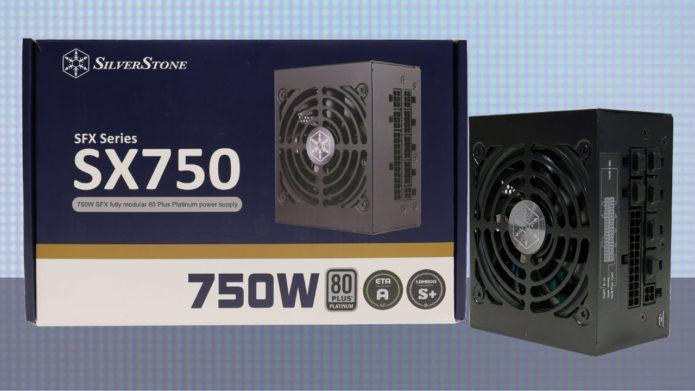 SilverStone SX750 Platinum SFX Power Supply