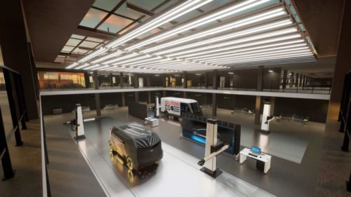 GM reveals the new home for its most far-fetched ideas