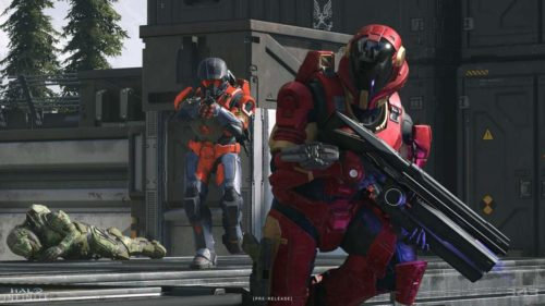 First Halo Infinite ranked and competitive multiplayer details revealed