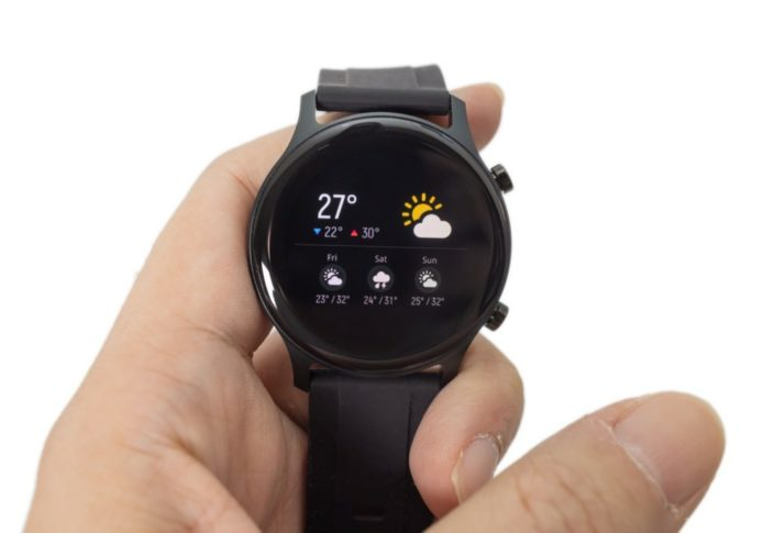 Haylou RS3 Smartwatch