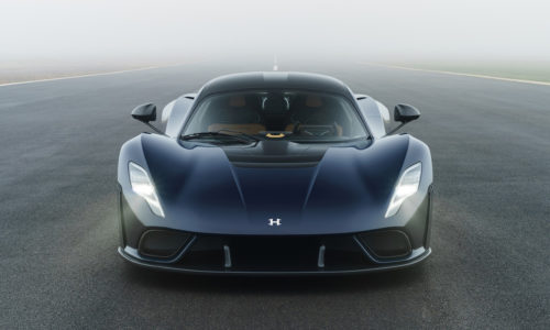 Hennessey Venom F5 Customer Car Has Striking Specification