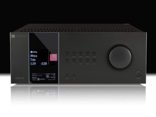 JBL Synthesis SDR-35 review
