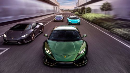 Lamborghini Mexico celebrates its 10th anniversary with Mexican-themed Huracan EVOs