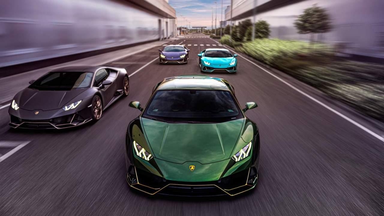 Lamborghini Mexico