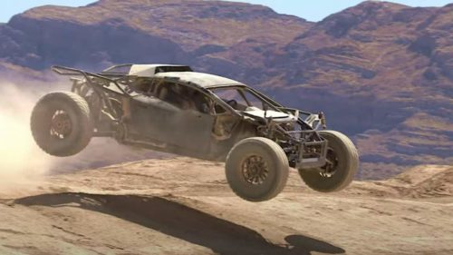 Lamborghini Huracan Jumpacan is debuting at Mint 400 in Las Vegas