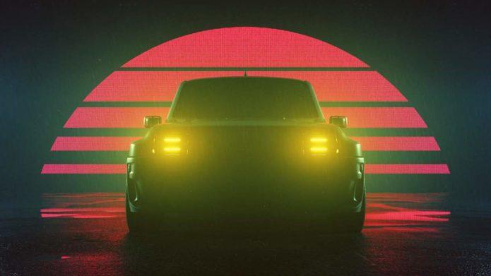 Legend Automobiles Turbo 3