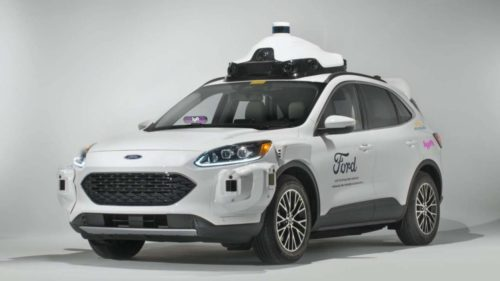 Lyft is getting autonomous Argo AI Ford cars for public rides this year