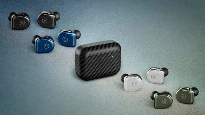 Master & Dynamic MW08 Sport earbuds