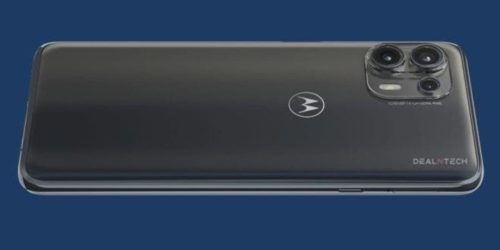 Motorola Edge 20 Fusion could be fourth model in the series, suggests a new leak