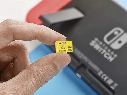 Best Nintendo Switch microSD card in 2021