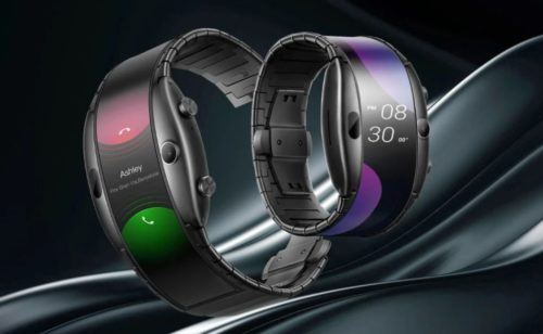 Xiaomi Mi Band X With Flexible Display May Launch Soon, Much Like Nubia Alpha