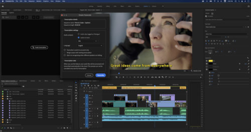 Adobe's Premiere Pro is 'incredibly responsive' with Apple M1
