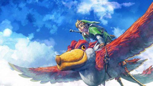 The Legend of Zelda: Skyward Sword HD trailer reveals the big changes