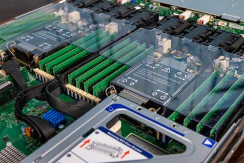 Supermicro Ultra SYS-120U-TNR Review: Testing Dual 10nm Ice Lake Xeon in 1U