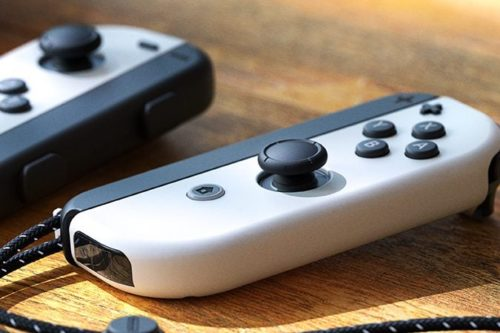 What's missing from the Switch OLED? Here's what Nintendo left on the table