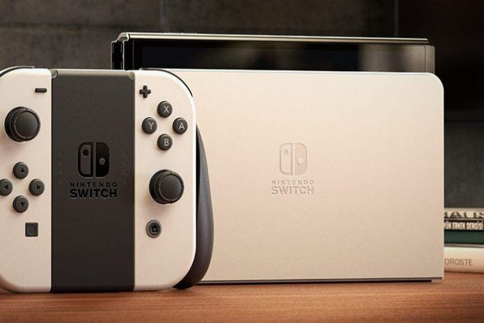 Switch OLED
