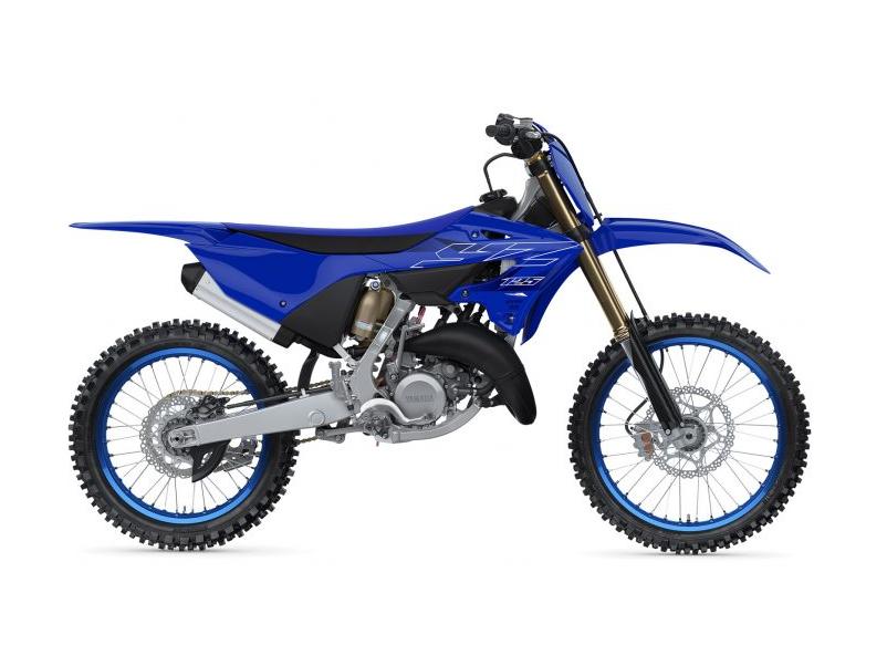 2022 Yamaha YZ125