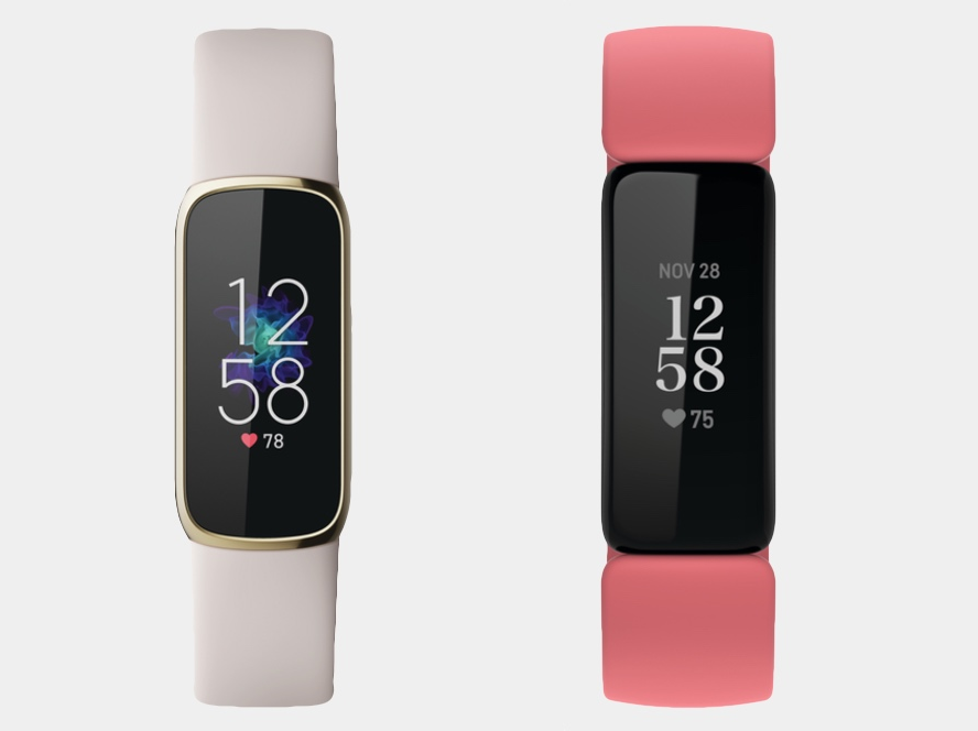 Fitbit Luxe v Fitbit Inspire 2
