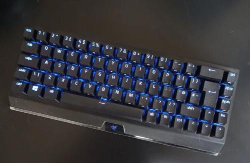 Razer BlackWidow V3 Mini Review