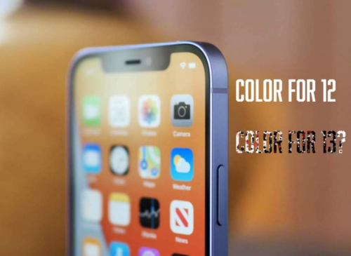 iPhone 13 Pro colors spilled: Which would you pick?
