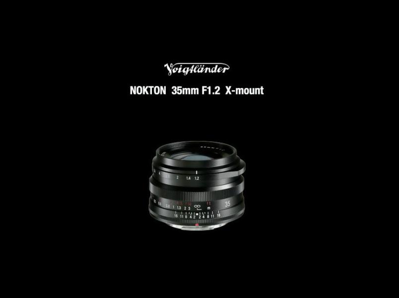 Nokton 35mm F1.2