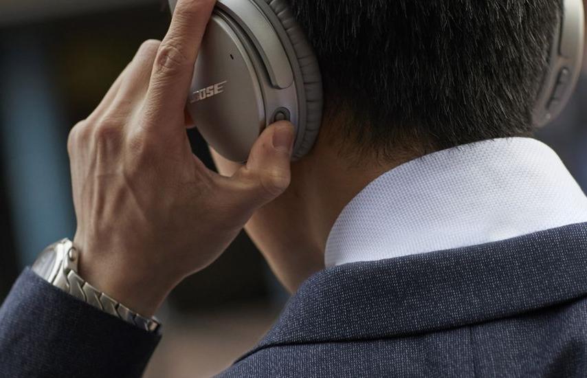 QuietComfort headphones