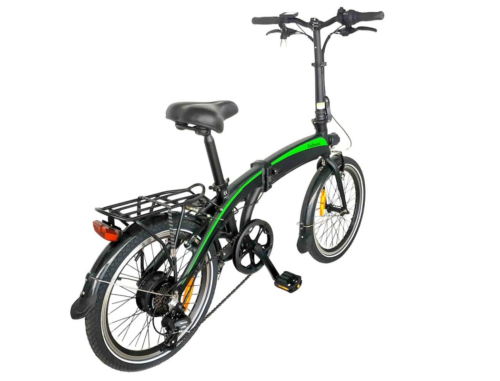 FAFREES 20F055 Electric Bike Folding Frame 250W 20 Inch Commuter Review