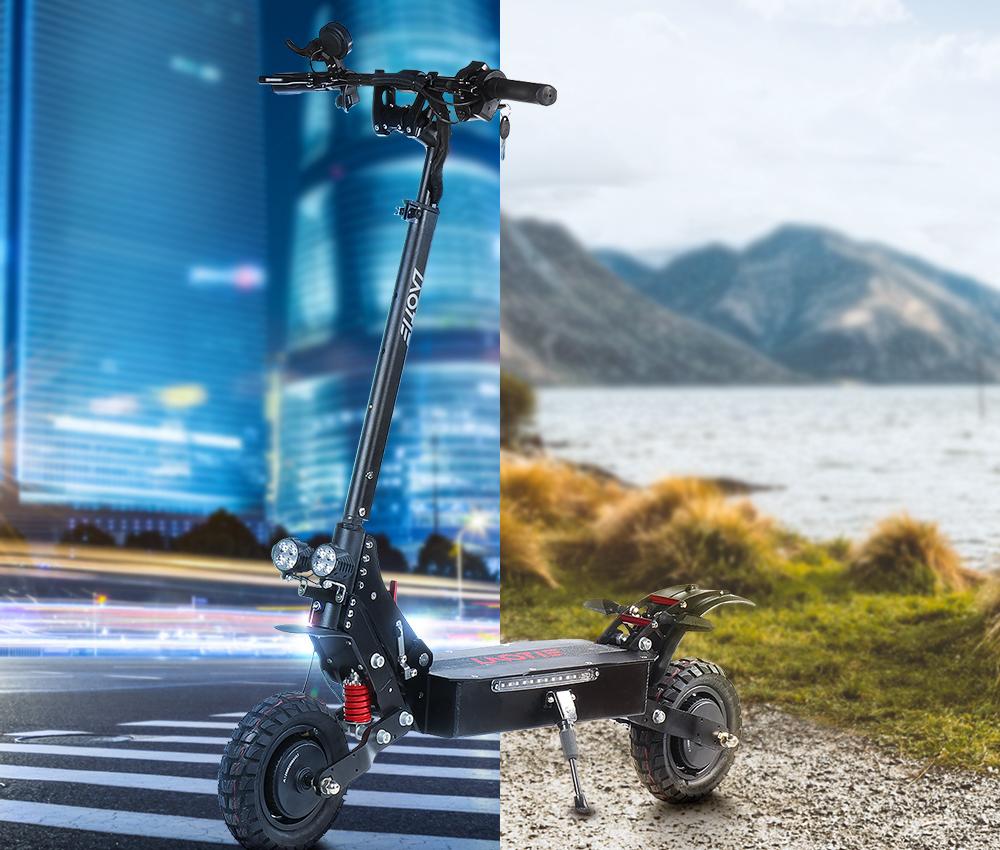 LAOTIE ES18 Lite Foldable Electric Scooter