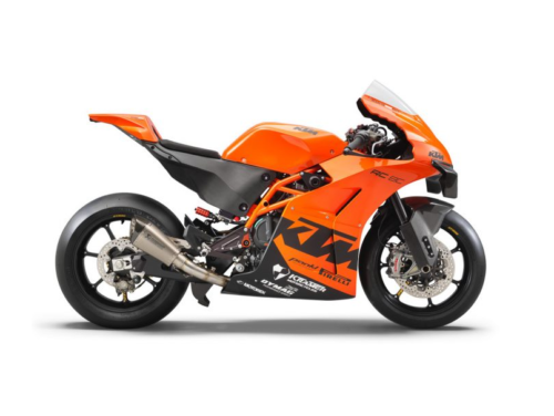 KTM RC 8C First Look (21 Fast Facts For Track Day Fanatics)
