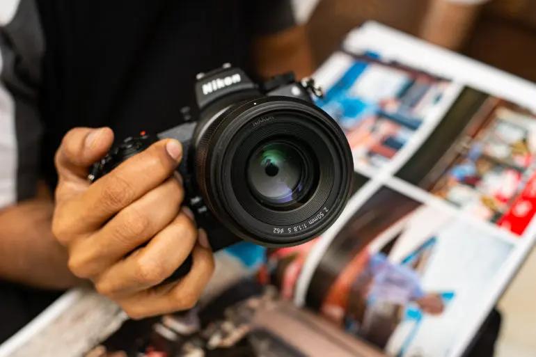 Nikon 50mm F1.8 S Lens
