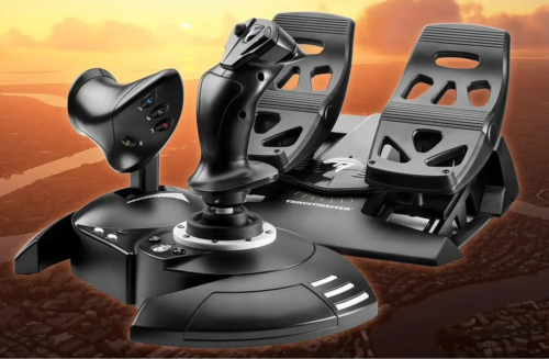 The official Microsoft Flight Sim Accessories are here