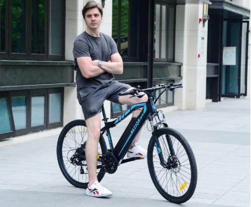 BEZIOR M1 Electric Bike 27.5 Inch 250W Power Assist Review