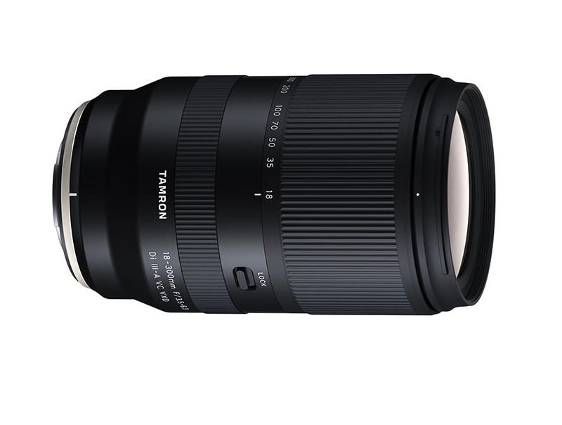 Tamron 18-300mm f/3.5-6.3 Di III-A VC VXD lens